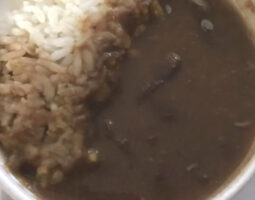 Red Beans + Rice