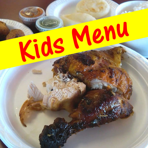 1/4 Roasted Chicken – Includes Choice of (1) Side Order & Small Drink.