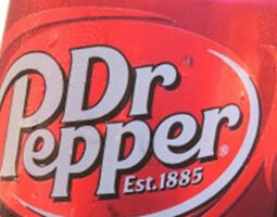 Dr. Pepper – Coca Cola