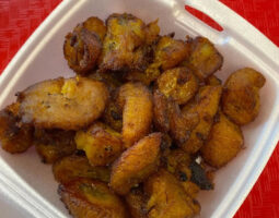 Fried Sweet-Plantains