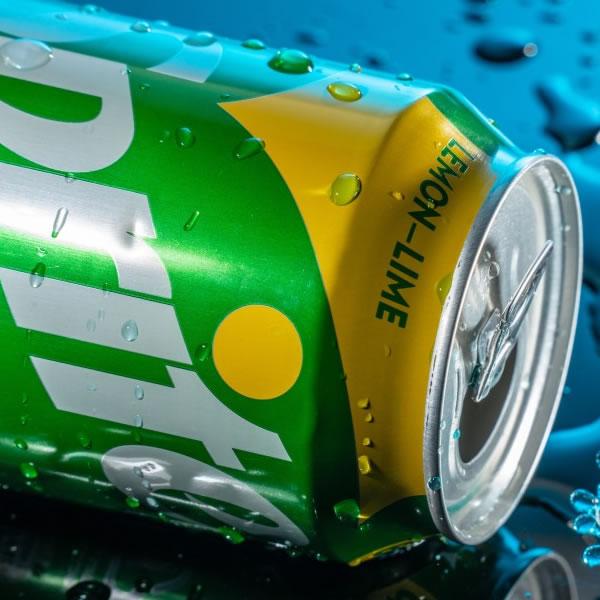 7 Up – Sprite – Coca Zero (can)