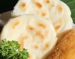 White Corn Bread (arepa)