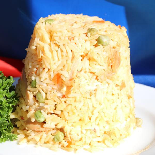 Chicken W/Yellow rice