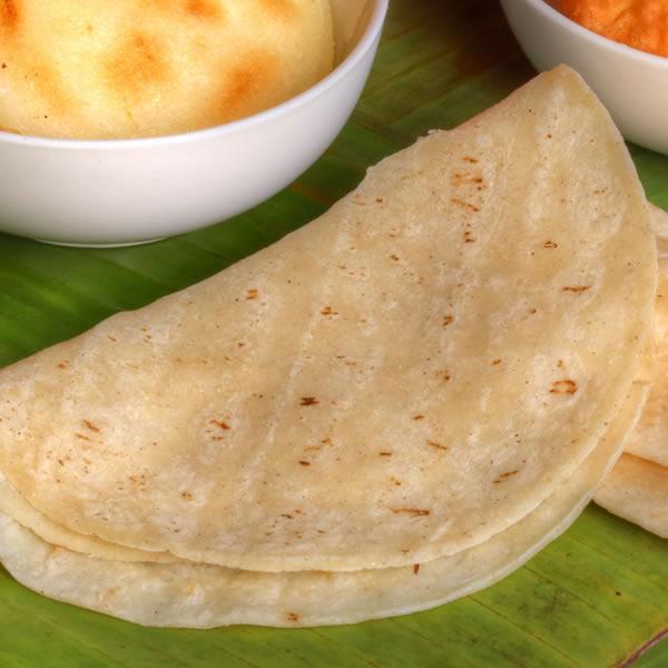 Tortillas (Corn / Flour)