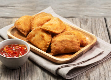 What is the favorite empanada in Colombia?